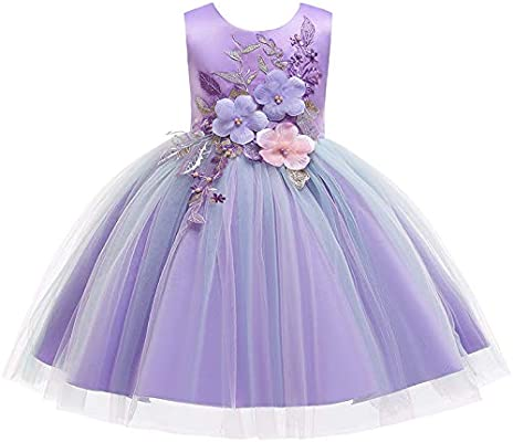 limited guantity premium selection new arrive Ebay Amazon Explosive Children's Dresses 2019 New 3-12-year-old ...