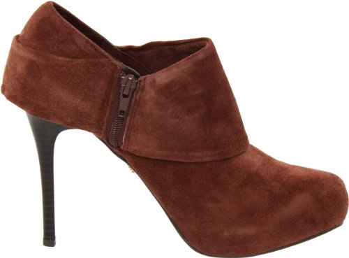 Fergie Women's General Too Bootie,Brown,8 M US