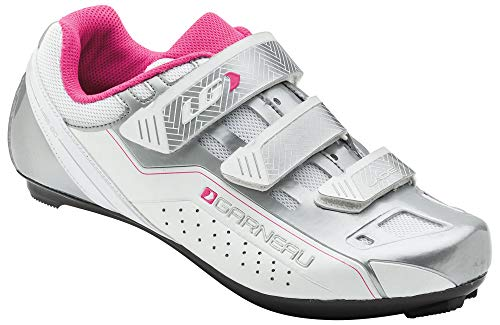 Louis Garneau Women's Jade Bike Shoes, Drizzle, US (8), EU (39)