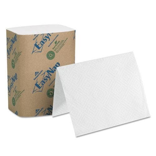 EasyNap 32004 Embossed Dispenser Napkins Two-Ply, 6 1/2