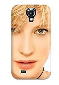 For Galaxy S4 Premium Tpu YY-ONE Celebrity Cate Blanchett Australian Actress Protective Case