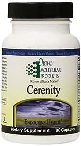 Ortho Molecular - Cerenity - 90 Capsules