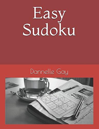 Easy Sudoku (Fun Puzzle Books)
