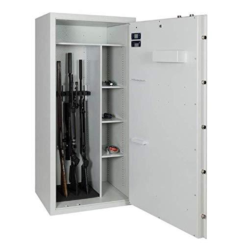 Sistec-Waffenschrank-SWS-1602-T8-Elektronisches-Tastenschloss-La-Gard-Basic-Grad-0-nach-EN-1143-1-H160xB75xT50-cm-350-kg
