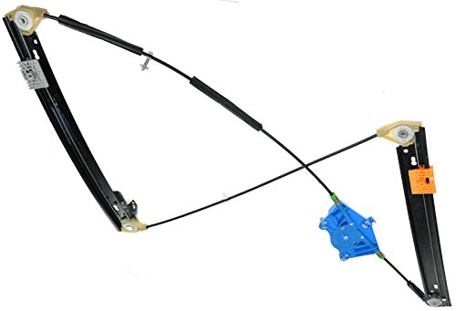 Front Power Window Regulator Passenger Side Right RH for Audi A4 (Rh Front Door Regulator)