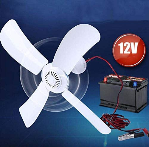Small ceiling fan Ventilador de Techo pequeño de 12 voltios ...