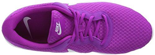 Nike Wmns Tanjun, Entraînement de Course Femme Morado (Hyper Violet / White)