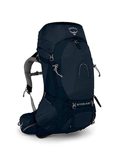 Osprey Packs Osprey Pack Atmos Ag 50 Backpack, Unity Blue, Medium