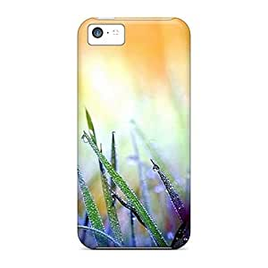New Due Grass 3d Tpu Cases Covers, Anti-scratch PamarelaObwerker Phone Cases For Iphone 5c