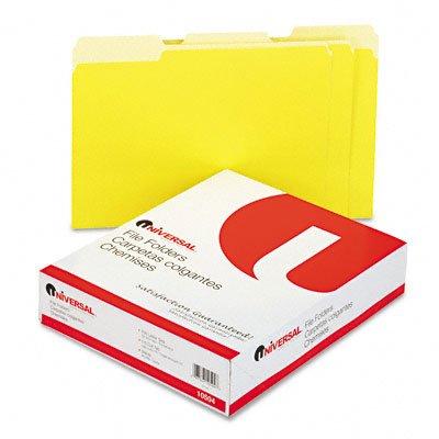 UPC 087547105047, UNV10504 - Colored File Folders