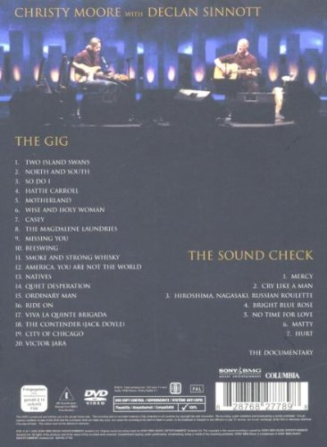 Christy Moore: Live in Dublin 2006 by Sony Bmg Europe