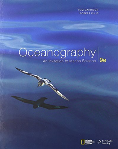 By Tom S. Garrison Oceanography: An Invitation to Marine Science (9th Ninth Edition) [Paperback]