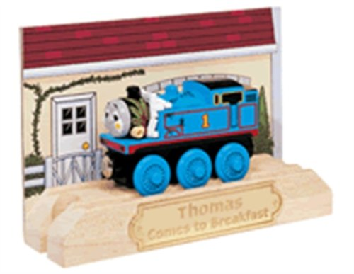 Thomas the Tank Engine & Friends Wooden Railway - Thomas Comes To Breakfast Ltd. Ed.