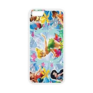 Lovely Tinker Bell For iPhone 6 4.7 Inch Cell Phone Cases Easy Firm NDDG8064265