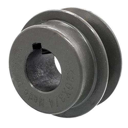 V-Groove Drive Pulley - 2'' Dia. - 3/4'' Bore - Cast Iron ()