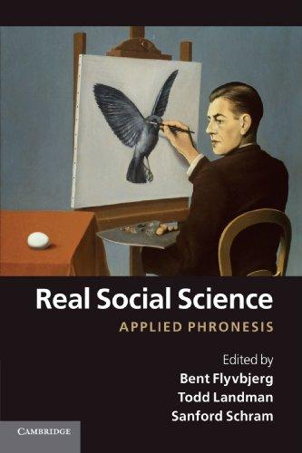 Real Social Science: Applied Phronesis