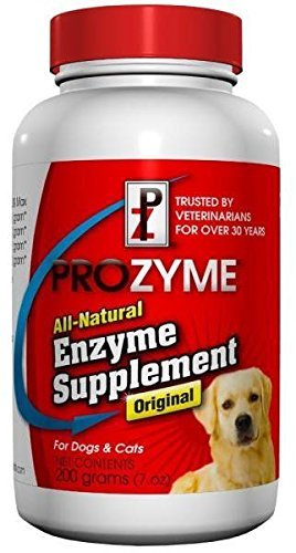Lambert Kay Prozyme Original All-Natural Enzyme Supplement for Dogs and Cats, 200gm by Trophy