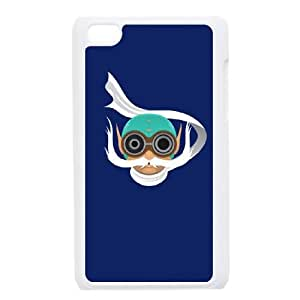 iPod Touch 4 Case White Defense Of The Ancients Dota 2 GYROCOPTER 004 KWL0575497