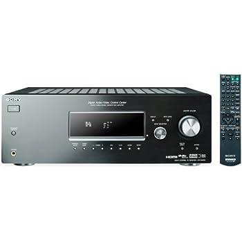 amazon com sony str dg520 5 1 audio video receiver black rh amazon com sony receiver str-dg520 manual sony receiver str-dh520 manual