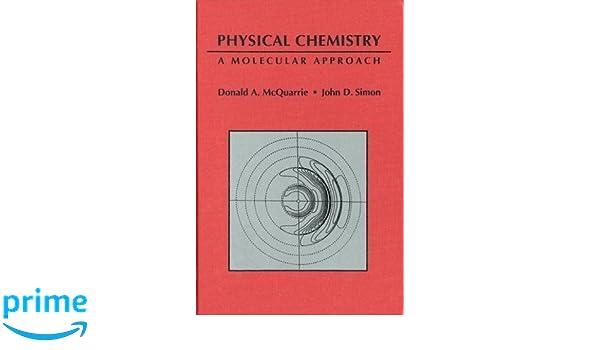 Pdf quantum chemistry mcquarrie