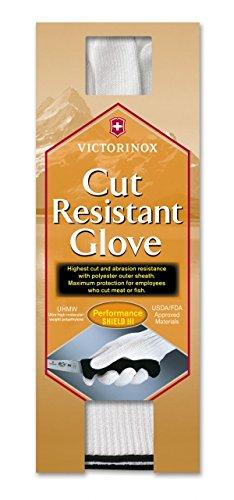 Victorinox KnifeSHIELD White Ambidextrous X-Small Glove