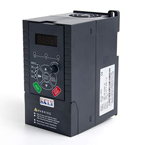 Communications Single Port - 1.5KW 2hp 7A 220VAC Single Phase Variable Speed Drive VSD AC Drive Inverter With RS-485 Communication Interface
