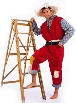 LIMIT Disfraz Adulto Granjero Gorro (Talla M): Amazon.es ...