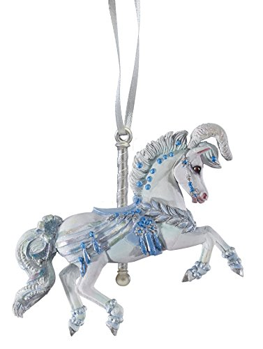 - Breyer Winter Whimsy Carousel Ornament