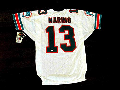 Dan Marino # 13 Miami Dolphins Hof Autographed Signed Autograph Wilson Proline Jersey JSA Authentic Beauty