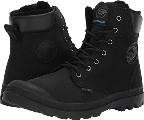 Palladium 72992-010-M, Black, 12 M US