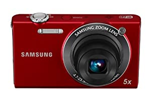 Samsung Digital Camera with 14 MP, 5x Optical Zoom and Touchscreen