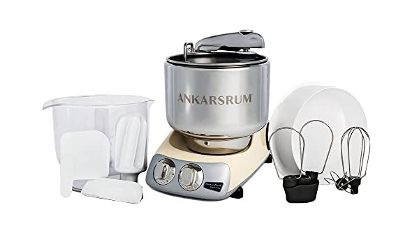 ANKARSRUM 930900086 - Robot de cocina, color amarillo: Amazon.es ...
