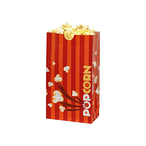 (Gold Medal Laminated Popcorn Bags- 1.5 Oz. - 1,000 Ct.)
