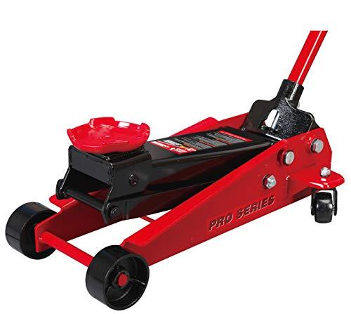 Torin Big Red Pro Series Hydraulic Floor Jack: Single Piston Pump, 3 Ton Capacity