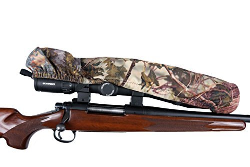 Alpine Innovations ScopeSlicker DX Scope Cover - Large Fits 14″-20″ Length Scopes, Medium Fits 12″-17″ Length Scopes.