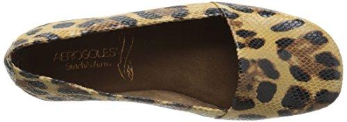 Aerosoles Damen Mr Softee Slip-On Loafer Leopard-Kombination