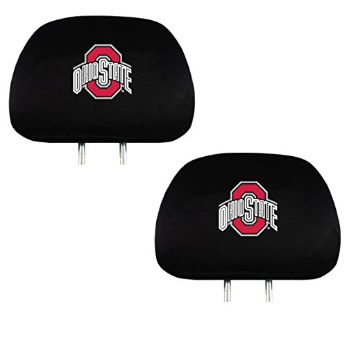 Headrest Cover NCAA Fan Shop Authentic Ohio State Buckeyes