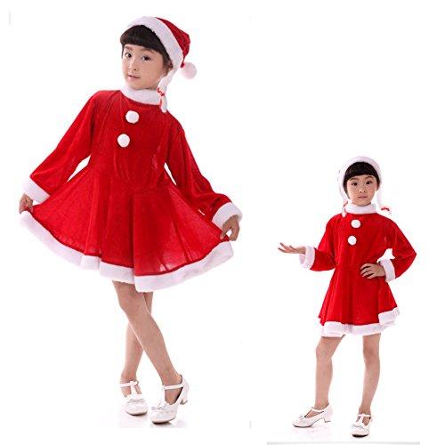 Red Santa Dress - 8