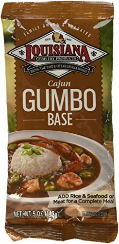 Louisiana Base Gumbo (Pack of 5)