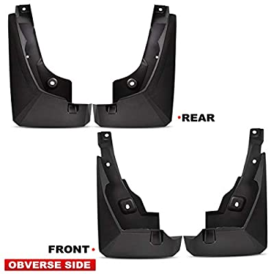 A-Premium Mud Flaps Splash Guards for Toyota RAV4 2020-2020 Front and Rear 4-PC: Automotive