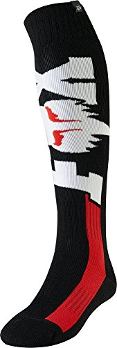 Fox Racing Fri Thick - Cota Men's Off-Road Motorcycle Socks - Black/Large by Fox Racing (Image #1)
