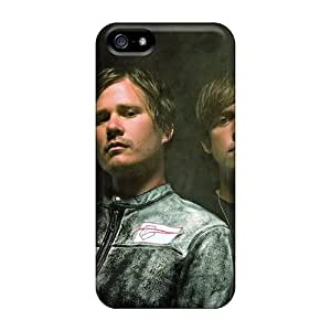 New Cute Funny Celebrities Angels And Airwaves Case Cover/ Iphone 5/5s Case Cover