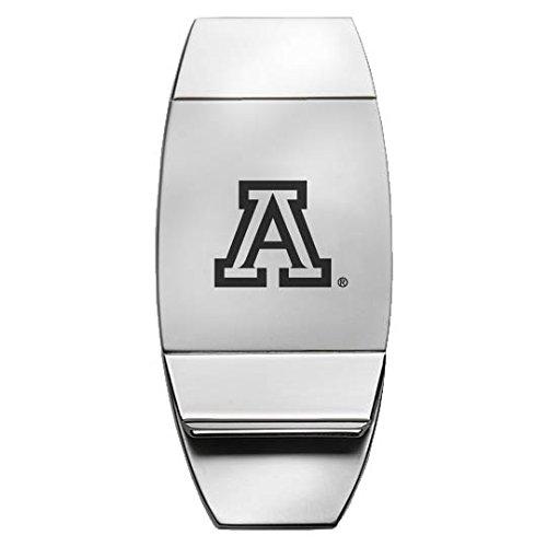 University of Arizona - Two-Toned Money Clip