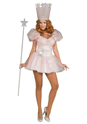 Secret Wishes Wizard Of Oz 75th Anniversary Edition, Glinda The Good Witch, Pink, Medium (Glinda Crown)