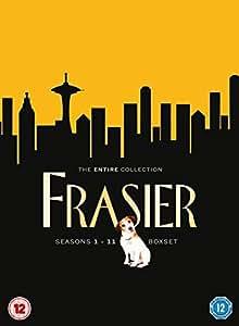 Frasier - The Complete (Season 1-11) [Edizione: Regno Unito] [Reino Unido] [DVD]