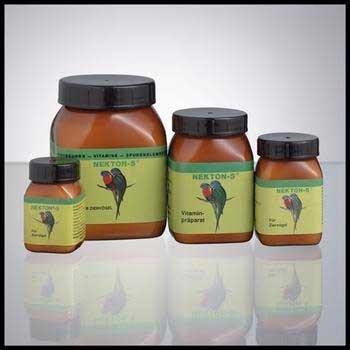 Nekton Labs BNK201075 Nekton S Bird Vitamins, 2.65-Ounce, My Pet Supplies