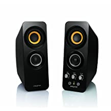 Creative Technology T30 Wireless Bluetooth 3.0, 2.0 Computer Speaker System with Near Field Communication