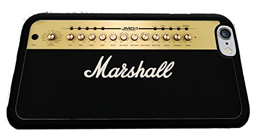 Marshall Guitar Amp Iphone 6 Rubber Case Black - Marshall Amp Case