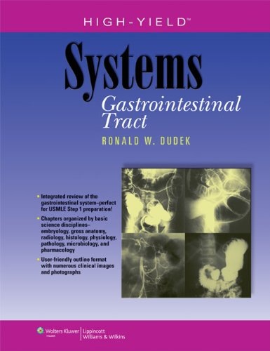 High-Yield Systems: Gastrointestinal Tract (Pb)