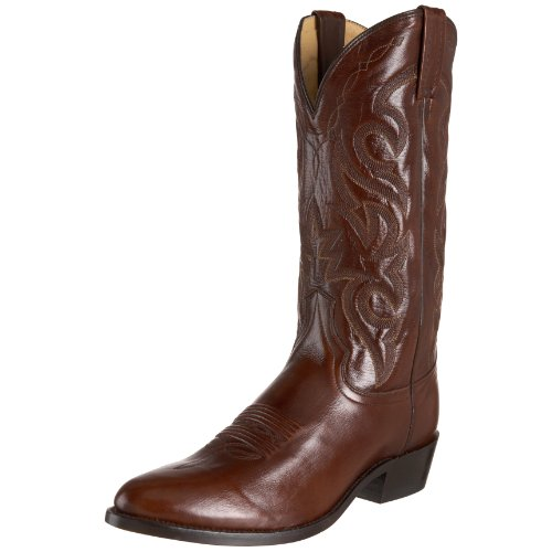 Dan Post Mens Milwaukee 13 Western Boot Antique / Tan
